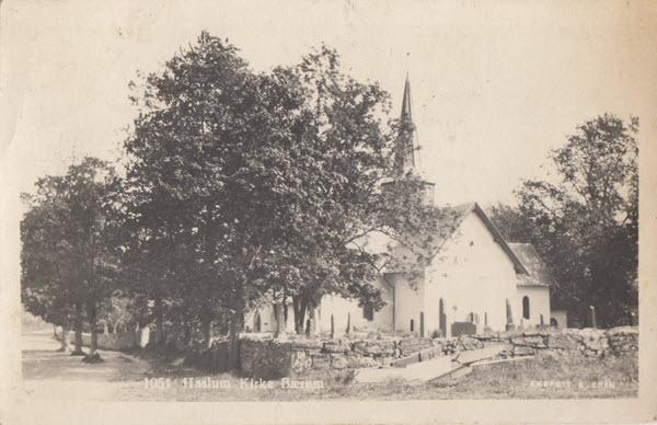 Haslum Kirke Bærum