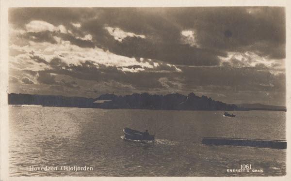 Hovedøen Oslofjorden