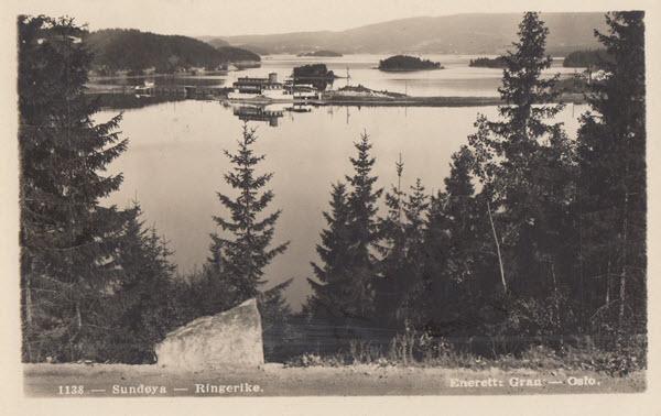 Sundøya - Ringerike.