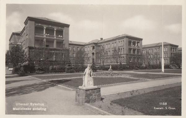 Ullevaal Sykehus Medicinske avdeling