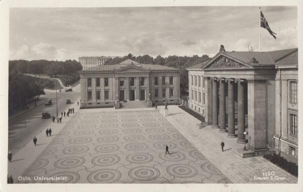 Oslo. Universitetet