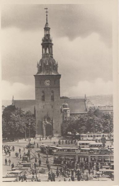 Oslo. Vår Frelsers Kirke.