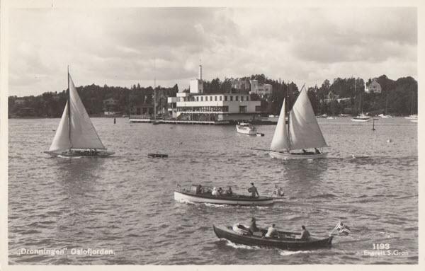 Dronningen Oslofjorden.