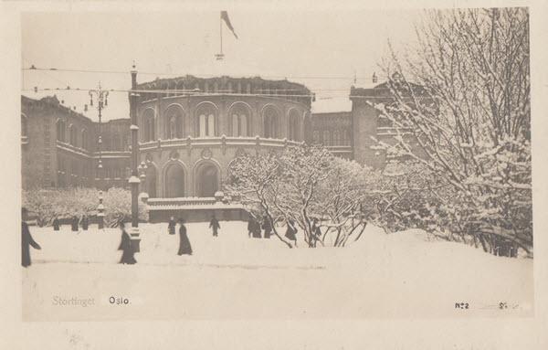 Stortinget Oslo