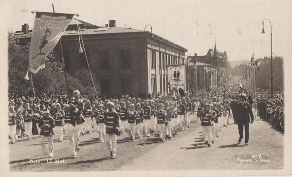 Oslo 17. Mai.
