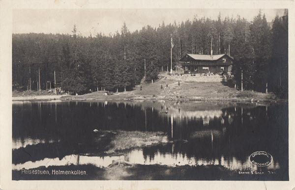 Peisestuen, Holmenkollen.