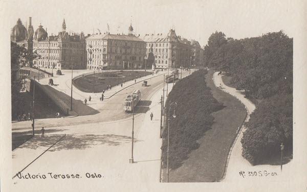 Victoria Terasse. Oslo.