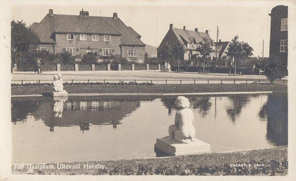 Damplass Ullevaal Haveby.