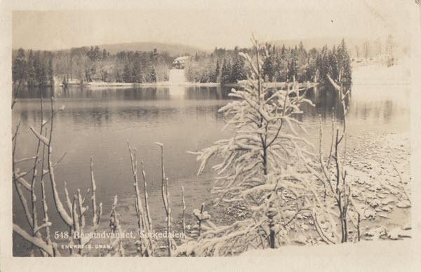 Bogstadvannet, Sørkedalen