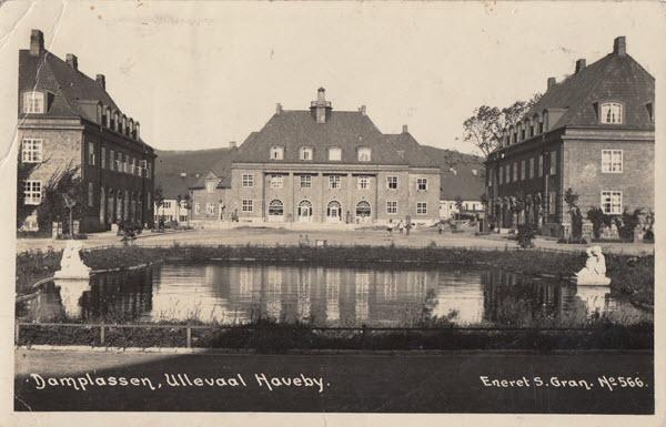 Damplassen, Ullevaal Haveby.