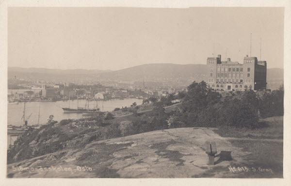 Sjömandsskolen, Oslo