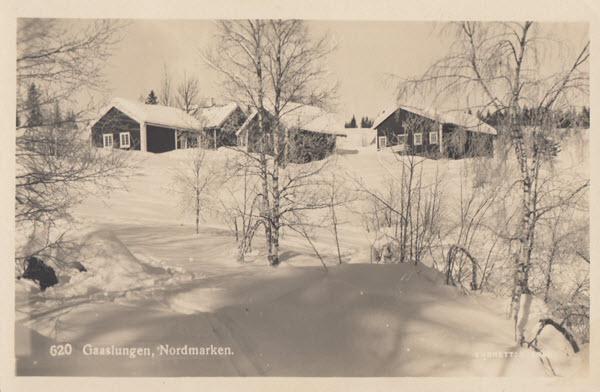 Gaaslungen, Nordmarken.