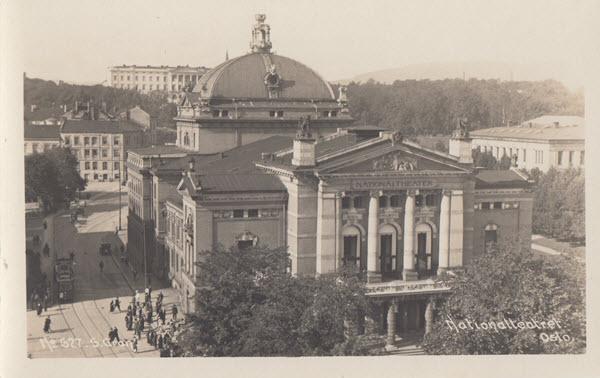 Nationalteateret Oslo