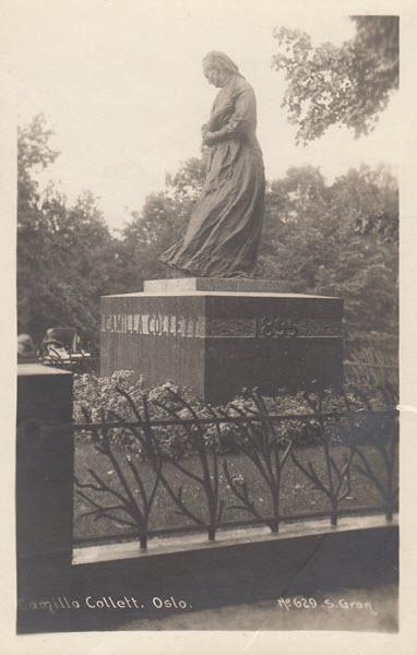 Camilla Collett. Oslo