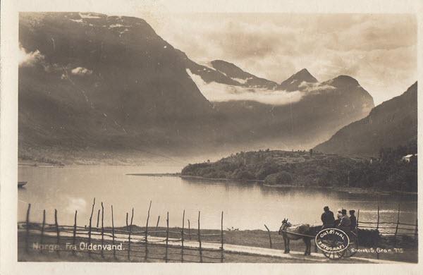 Norge. Fra Oldenvand.