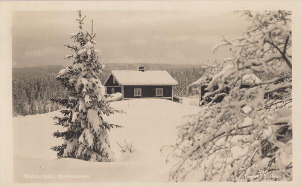 Sandungen, Nordmarken