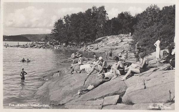 Fra Katten Oslofjorden.