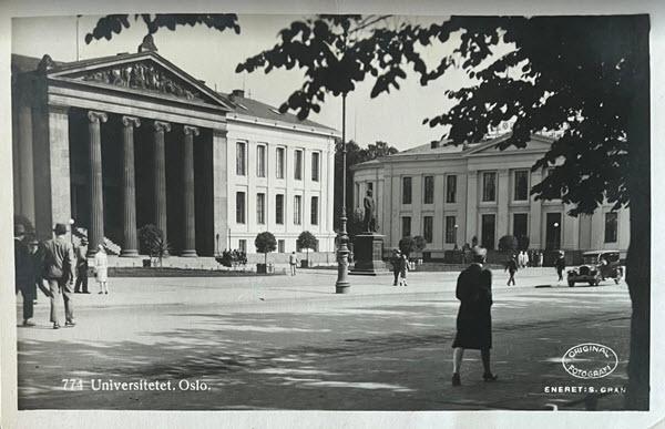 Universitetet. Oslo