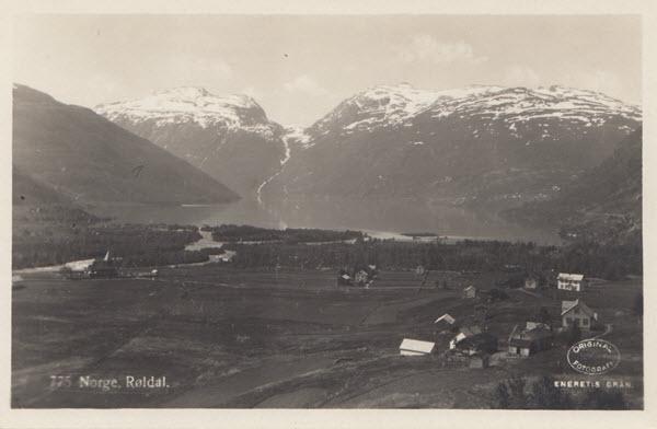 Norge. Røldal.