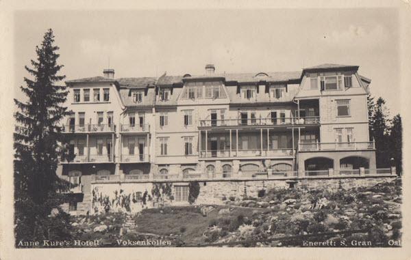 Anne Kure's Hotell - Voksenkollen [1]