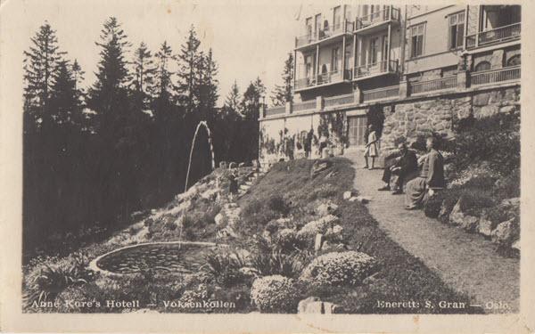 Anne Kure's Hotell - Voksenkollen [2]