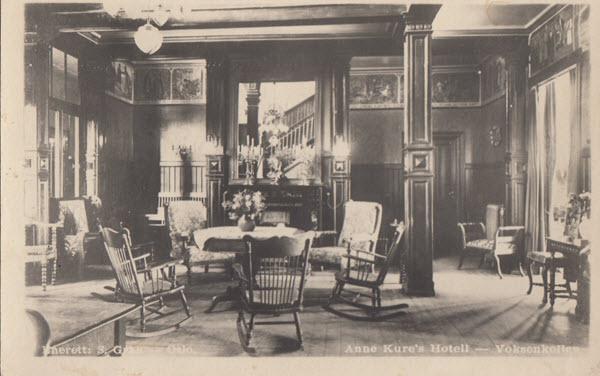 Anne Kure's Hotell - Voksenkollen [3]