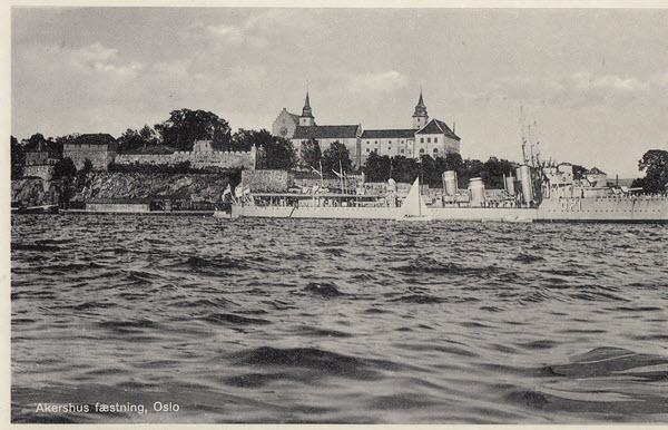 Akershus fæstning, Oslo