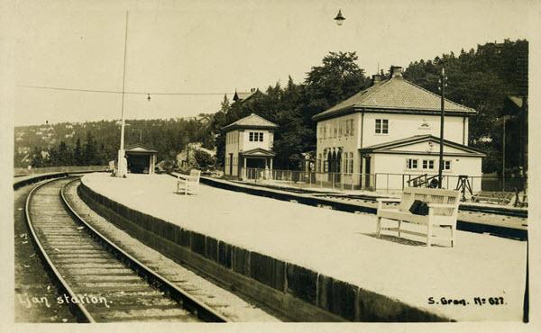 Ljan station.