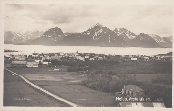 Melbo, Vesteraalen.