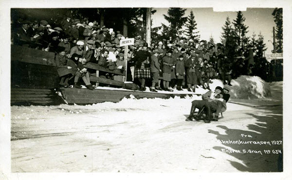 Akkekonkurransen 1927