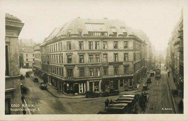 Oslo K.F.U.K. Rosenkrantzgt. 2.