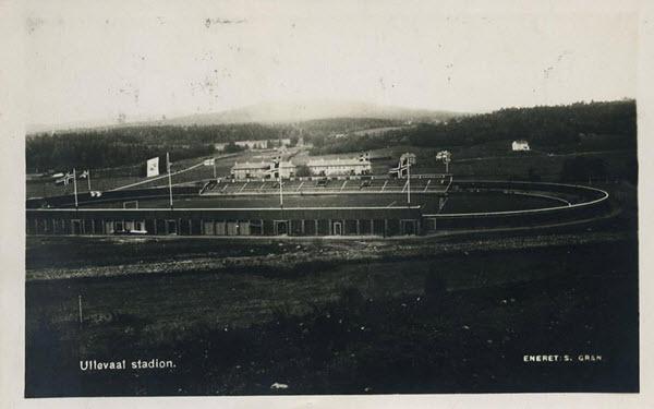 Ullevaal stadion.